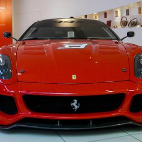Ferrari 599 XX (2009)