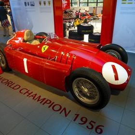 Ferrari - Lancia D50 (1955)
