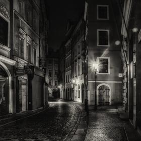 Noční Prahou