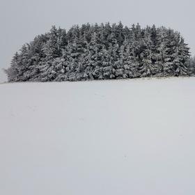Zimní Vysočinou