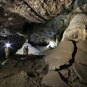Amatérská jeskyně