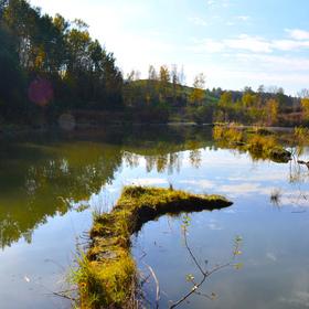 Vodní laguna
