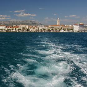 Odjezd ze Splitu