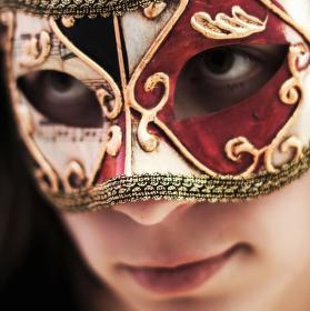 Venezia - maschera carnevale