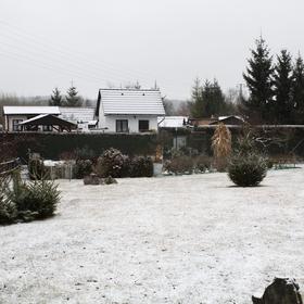 Už je zase sníh
