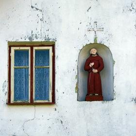 Svatý Františku oprav to za nás