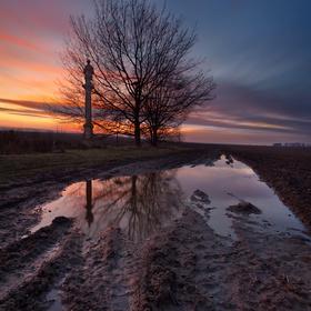 Večer na blatě :-)