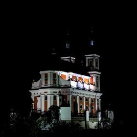 Poutní chrám Panny Marie na Chlumku