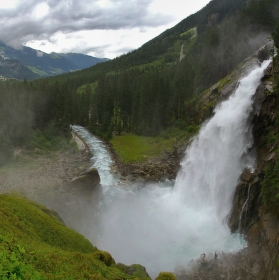 Rakouská příroda