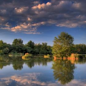Pokoj na rybníku III