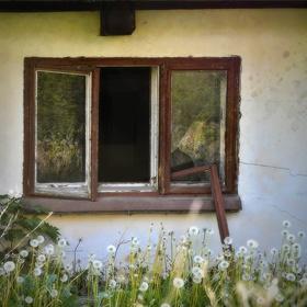 Ve starém domě ...