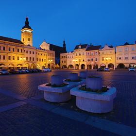 Jihočeské Benátky České Budějovice IV