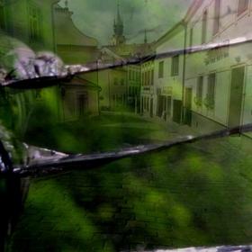 Mesto v zelene...