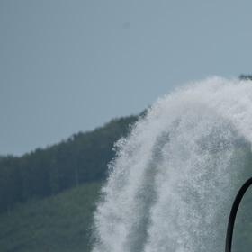 Vodní akrobat