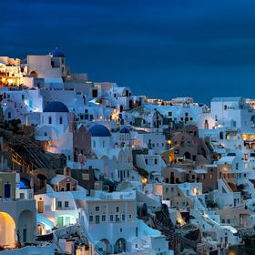 Oia - Santorini