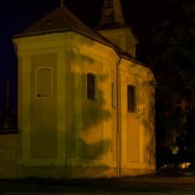 Kostel Panny Marie Pomocnice