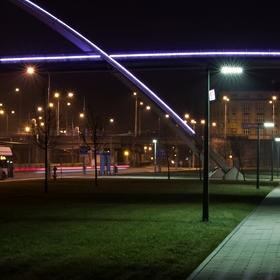 Nočním městem