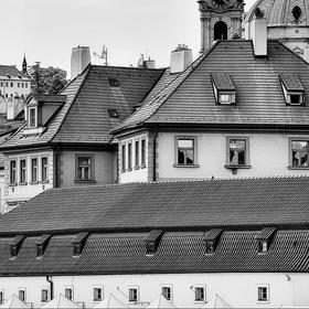 Malostranská okna....