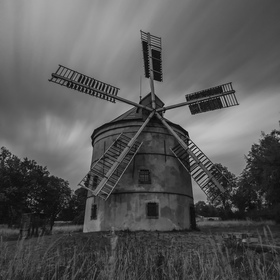 Tajemný mlýn