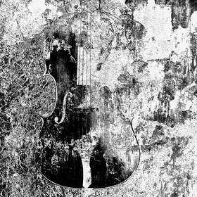 Černobílá skica IV