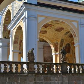 Basilika Nanebevzetí Panny Marie Svatohorské