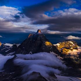 Matterhorn se probouzí