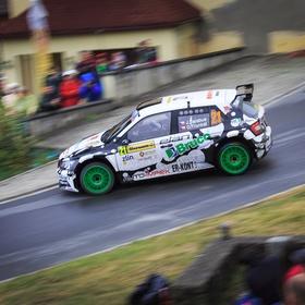 Barum Czech Rally Zlín 2018