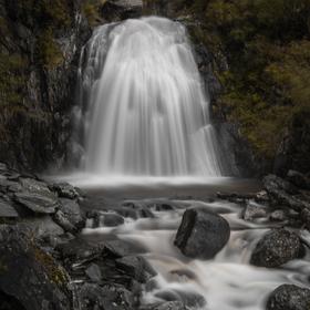 Vodopád Korbu