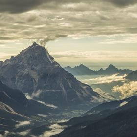 Vrcholy Dolomit