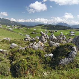 Slovinsko, Velká planina