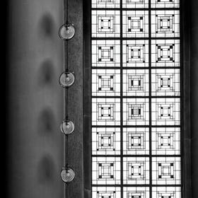 Okno ze svaté Hedviky