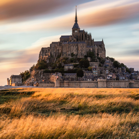 Mont-Saint-Michel- Normandie
