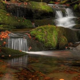Podzimní potoky