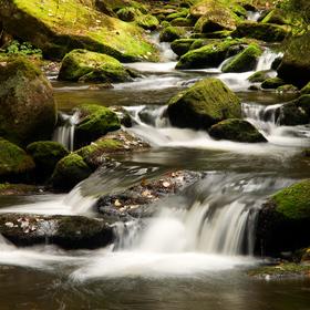 Šumavská voda....