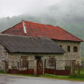 Deštivé Monte Negro
