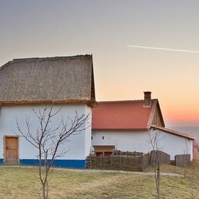 Dům ve skanzenu Rochus