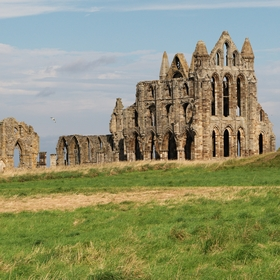 ...Whitby Abbey...
