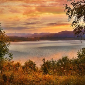 Léto na jezeře Milada