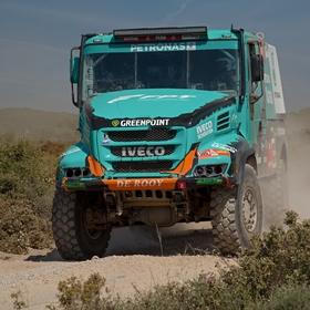 De Rooy Dakar Team