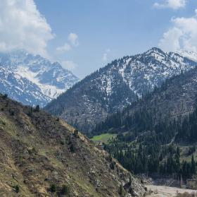 Cumbulak - Kazachstan
