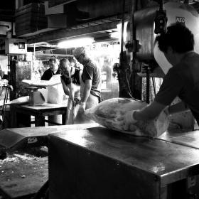 Největší rybí trh na světě