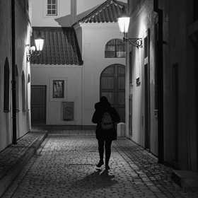 ...strangers in the night...