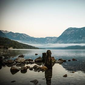 Zákoutí Bohinjského jezera