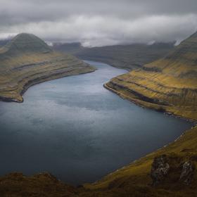 Podzimní fjord