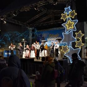 Vánoční koncert v Ostravě