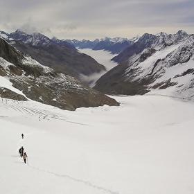 Etzálské Alpy -