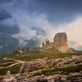 Pět věží (Cinque Torri)
