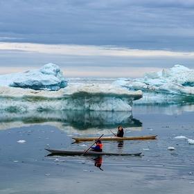 Inuitské děti