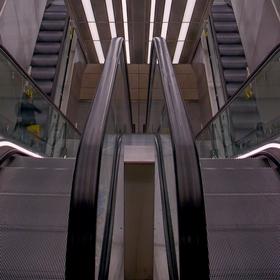 Vstup do kodaňského metra