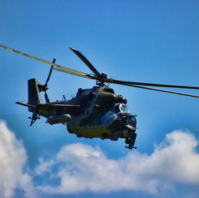 Mi-35 Czech Air Force